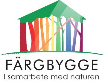 Logotypen i färg
